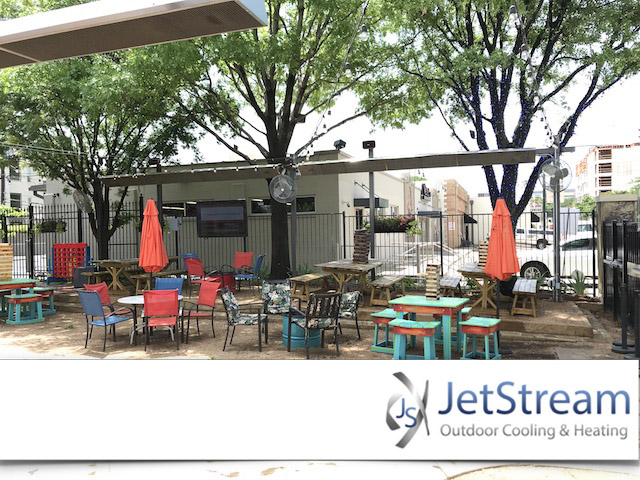Instead, Work With JetStream To Develop A Cooling And Dallas Restaurant  Patio Heating System That Meets Your Facilityu0027s Individual Needs.