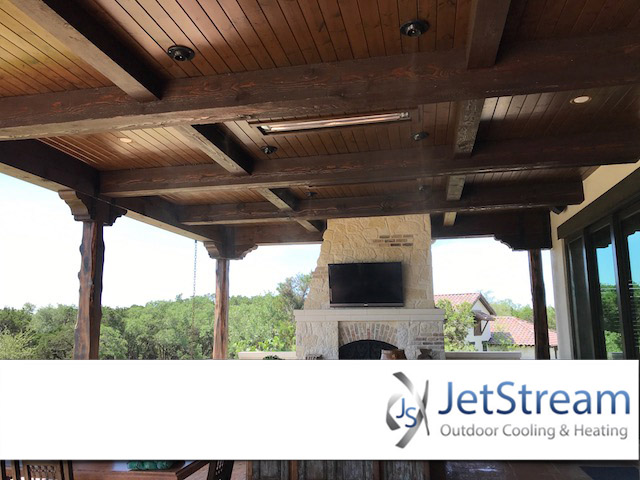 Dallas Outdoor Misting Cooling Systems Patio Fan Misters In Dallas TX